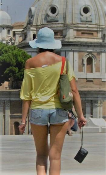 touriste short a